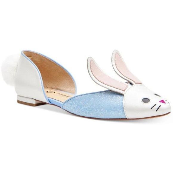 f622d6371150 Katy Perry Jessica Rabbit Glitter D Orsay Flat